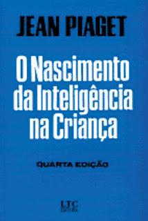 Livro de Piaget: O nascimento da inteligência na criança