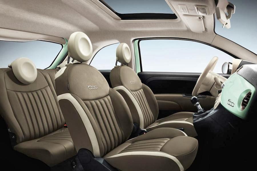 Updated 2014 Fiat 500 Announced Autoesque