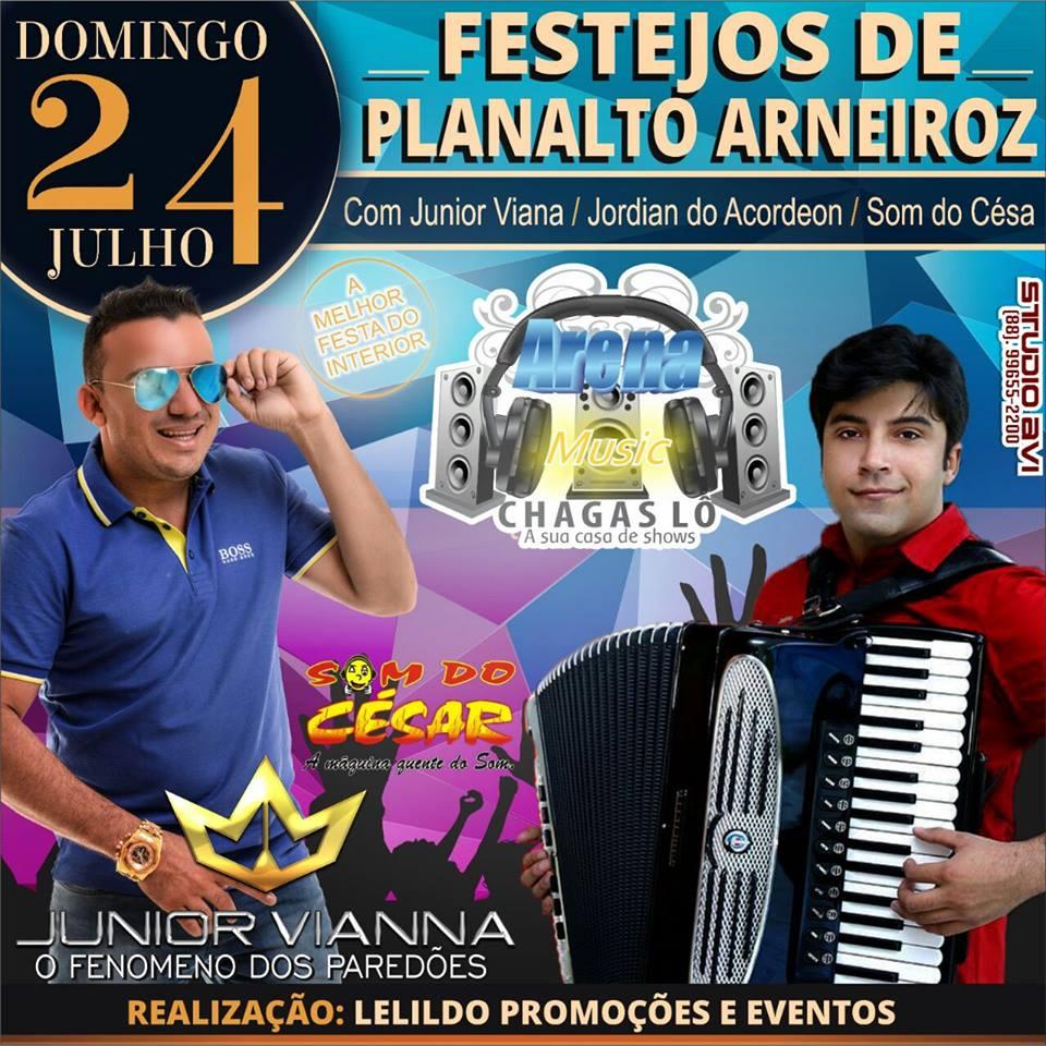 Em Planalto - Arneiroz