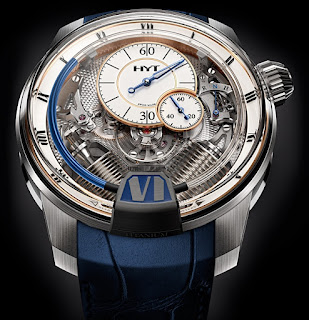 Montre HYT H2 Tradition