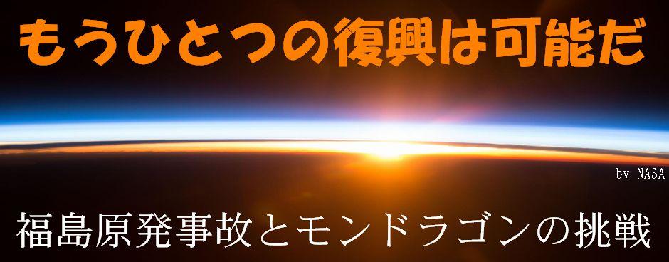 もうひとつの復興は可能だ--福島原発事故とモンドラゴンの挑戦--