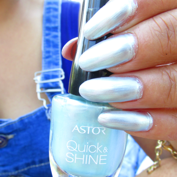 astor quick´n´shine 601 Alluring Blue