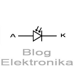 Simbol Photodioda