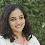 Nitya meenon Latest Photo Gallery in Salwar Kameez at New Movie Opening 18