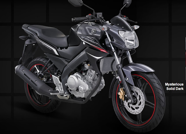 Vixion 2013 Mysterious Solid Dark