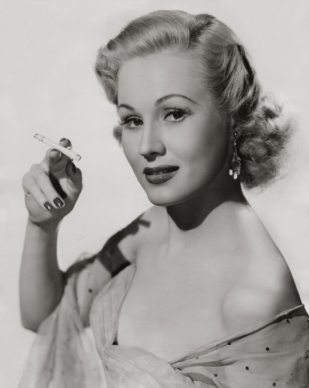 Virginia Mayo Hot It's The Pictures That...