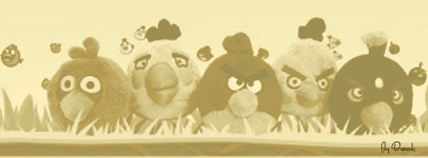 sampul facebook angry birds, sampul fesbuk angry birds, cover fb angry