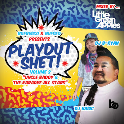 DJ Basic & B-Ryan - Playdutshet Vol. 2 (2012)