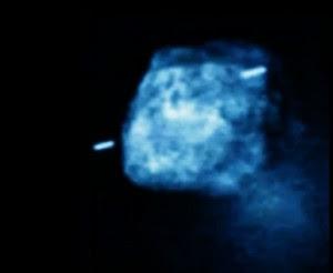 Cometa con Ovnis se aproxima a la Tierra