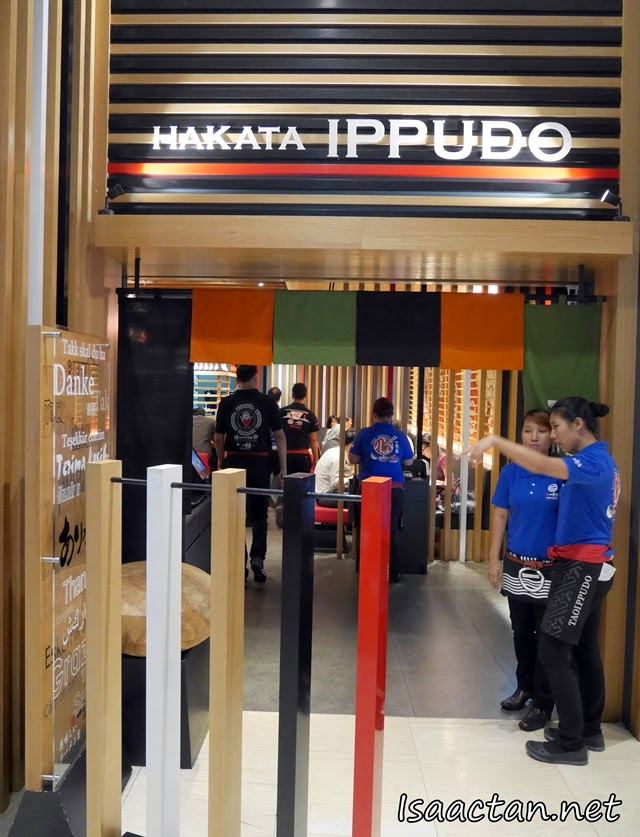 Hakata Tsukemen & Sushi @ Ippudo Malaysia Pavilion KL