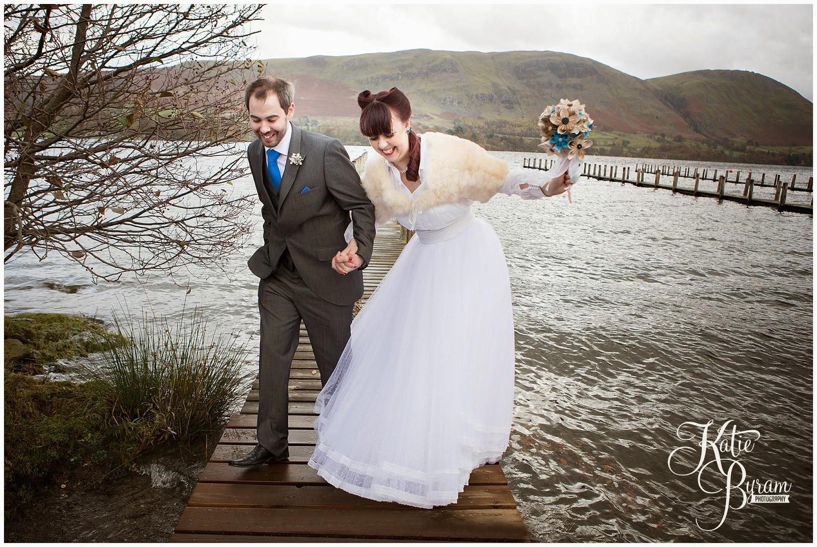 lake district wedding, keswick wedding, rampsbeck country hotel, rampsbeck hotel, inn on the lake wedding, ullswater wedding, katie byram photography,