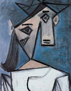 "Stolen Picasso's ""Woman's Head"", painted in 1934 and donated in 1949 by the ."