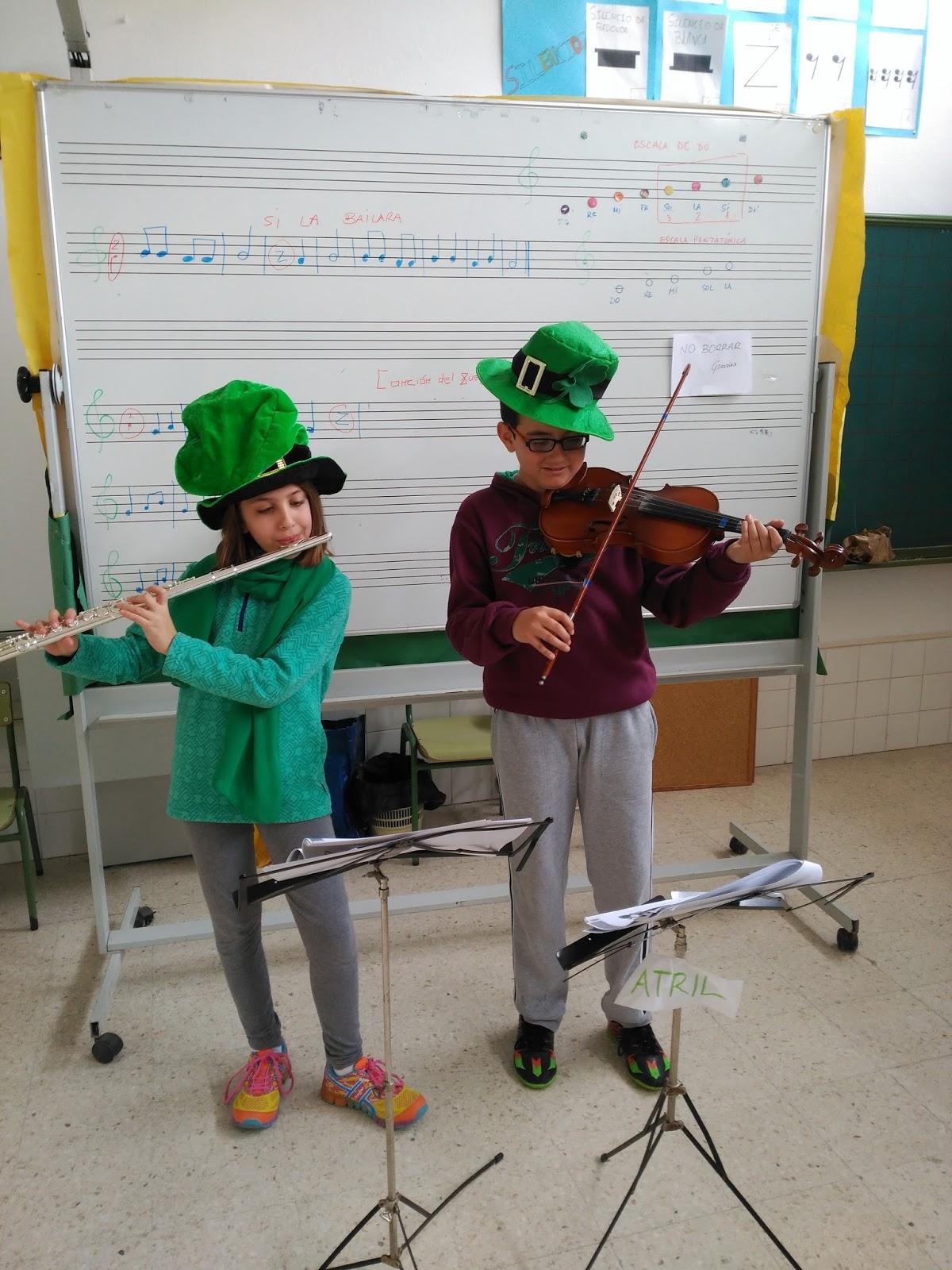 Primer premio Saint Patrick 2016