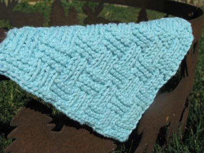 The Frugal Mennonite Knit Dishcloths For Christmas Gifts