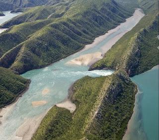 Horizontal Falls : Air Terjun Dengan Aliran Bolak- Balik dari daniel maulana