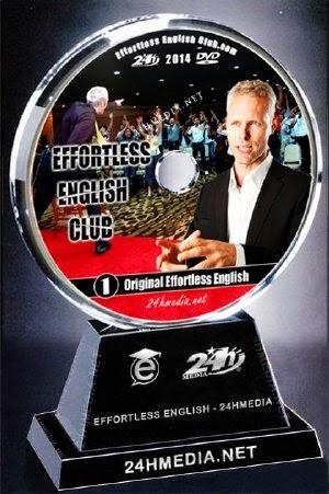 Bộ Đĩa Tự Học Tiếng Anh - Effortless English (2014) Vietsub