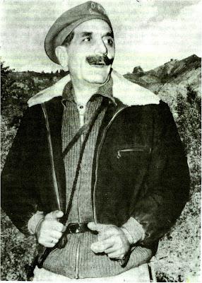 """""""Ήταν πρώτη του Απρίλη της ΕΟΚΑ η αρχή, σαν ακούστηκε στην Κύπρο η φωνή του Διγενή"""""""