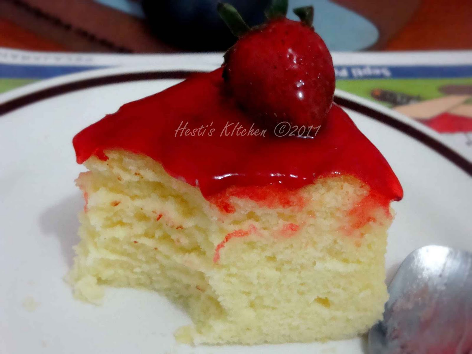 Image Result For Resep Kue Putih Telur Hesti Kitchen