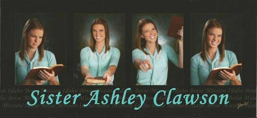 Sister Ashley Marie Clawson
