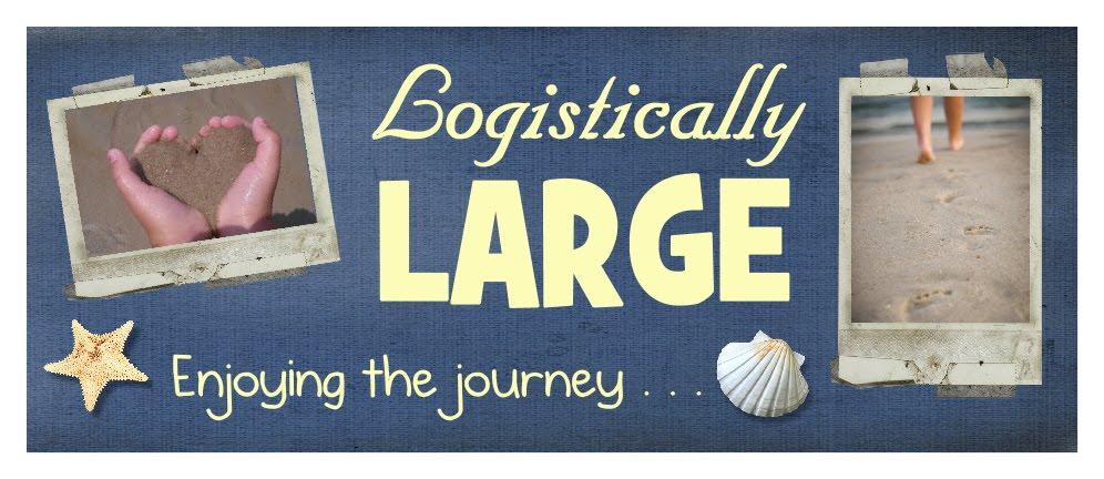 <center>~ Logistically Large ~</center>
