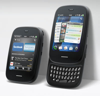 HP Veer Small Smartphone