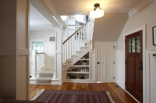 Southgate residential making the most of your space look for Using space under stairs