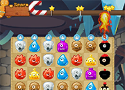 Candy Crush Gingerbread Rescue