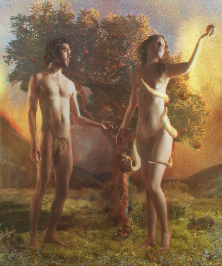 Apocrypha The First Book of Adam and Eve