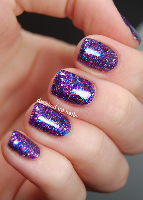 Dressed Up Nails - Shimmer Polish Gerry