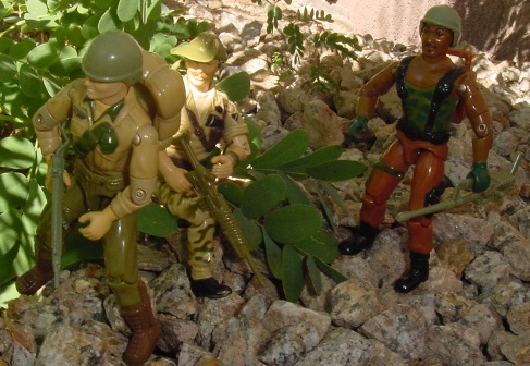 1984 Roadblock, Duke, Recondo