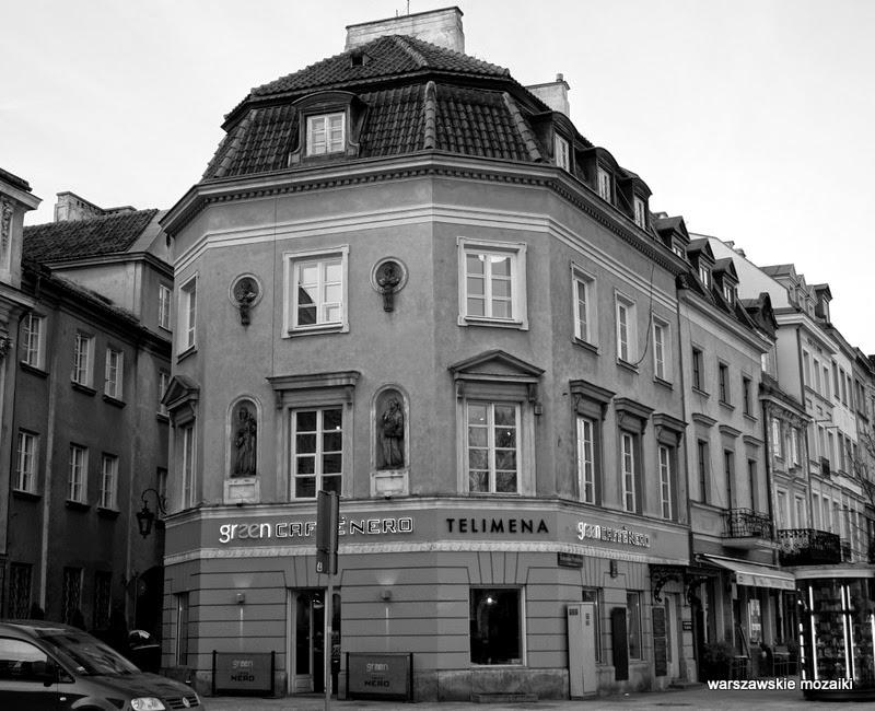 Warszawa Śródmieście kamienice kamienica Krakowskie Przedmieście 27
