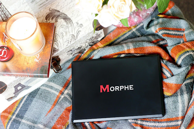 morphe brushes 35o eyeshadow palette warm neutral shades autumnal make up inspiration