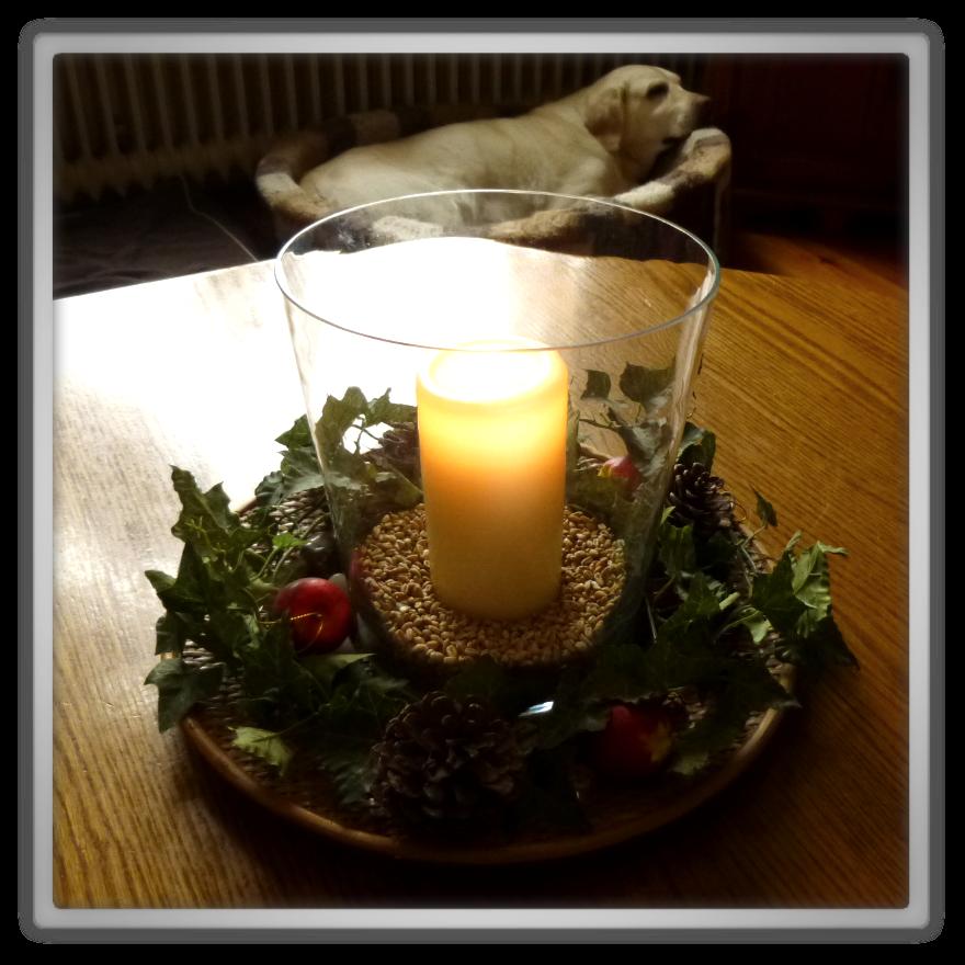 Marjolein Kucmer: De kerst versiering in huis