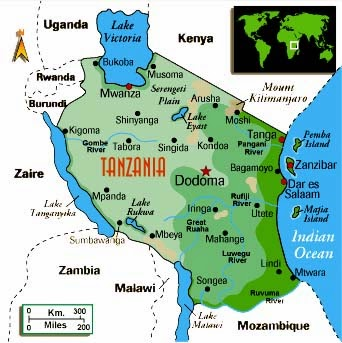 Auburn Visits Tanzania: Week Four: Climate and Weather