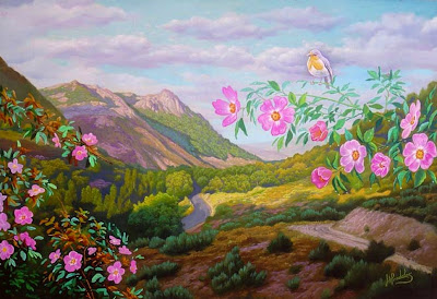flores-cuadros-modernos-pintura-al-oleo