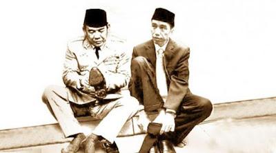 Jokowi dianggap titisan Soekarno karena memiliki zodiak dan shio yang sama yaitu Gemini dan kerbau. Ajaibnya, Soekarno wafat 21 Juni sedangkan Jokowi lahir 21 Juni juga (Istimewa)