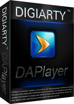 DA Player Full HD Latest 2012