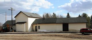 Trout Lake Depot