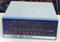 MITS 8800 Micrcomputer