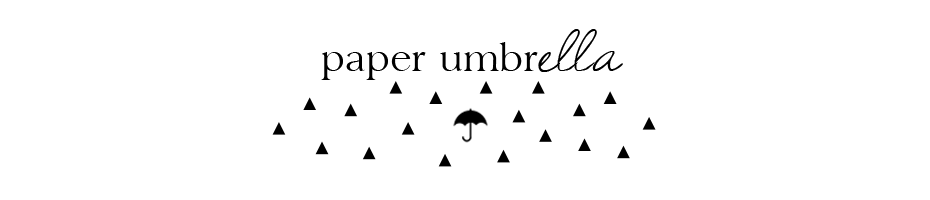 Paper Umbrella Blog