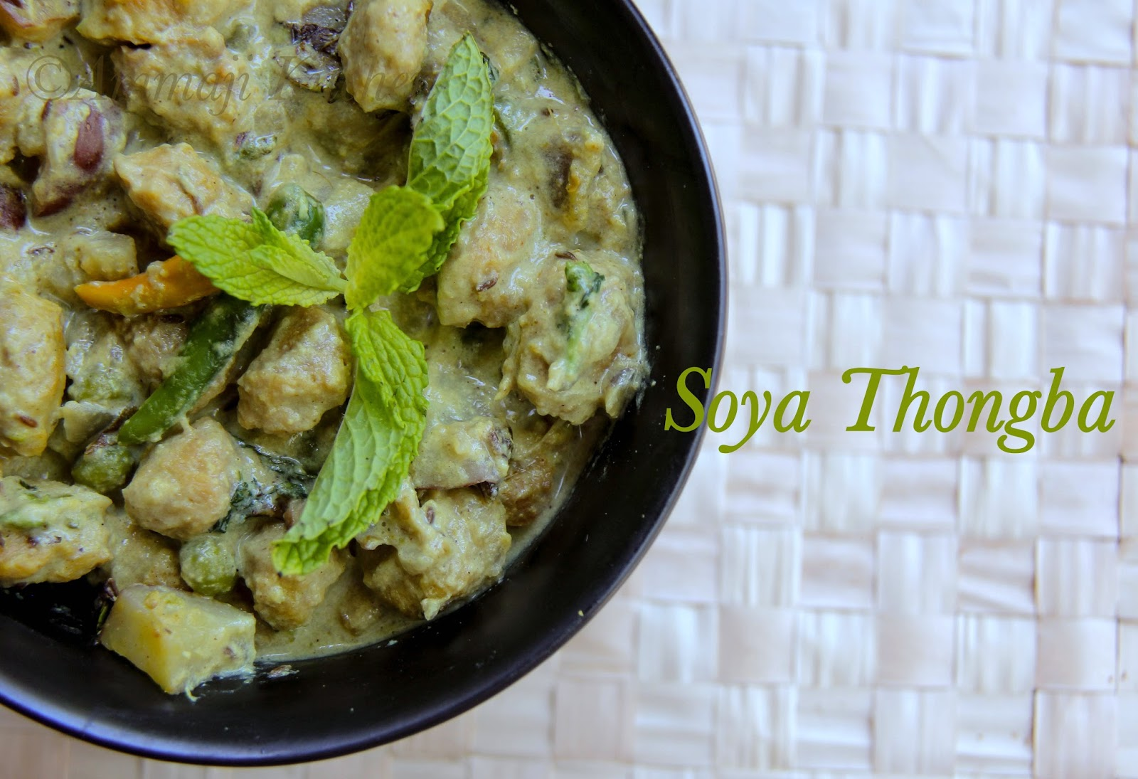 Soya Thongba