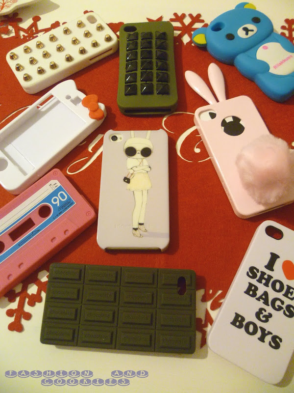 iPhone 4S, iPhone 4S covers, iPhone cases