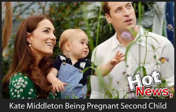 Pangeran William dan Kate Bakal Punya Bayi Lagi