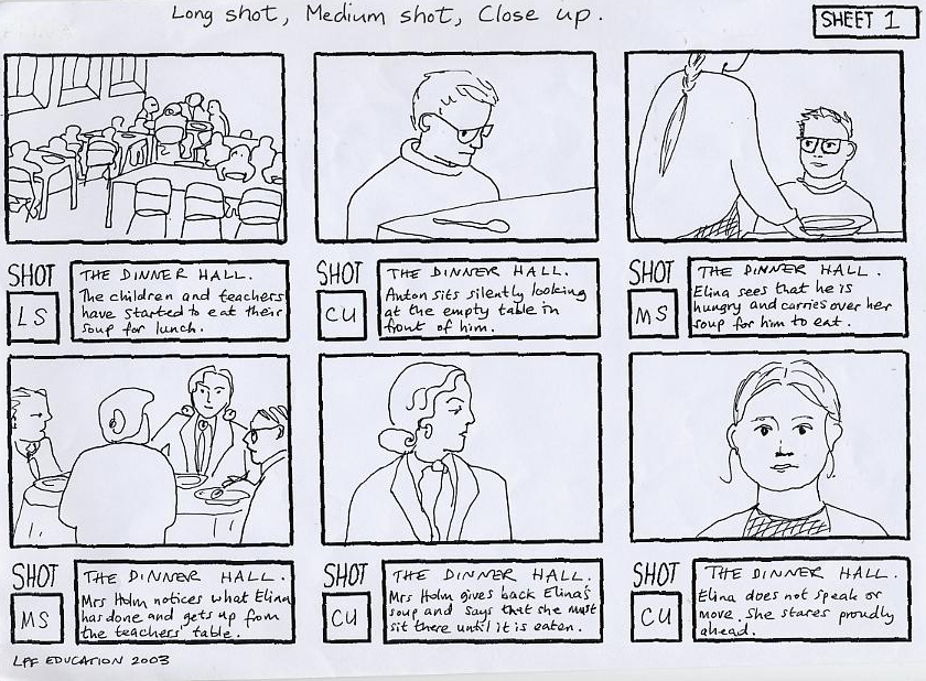 As Media-Nicholas: Storyboard