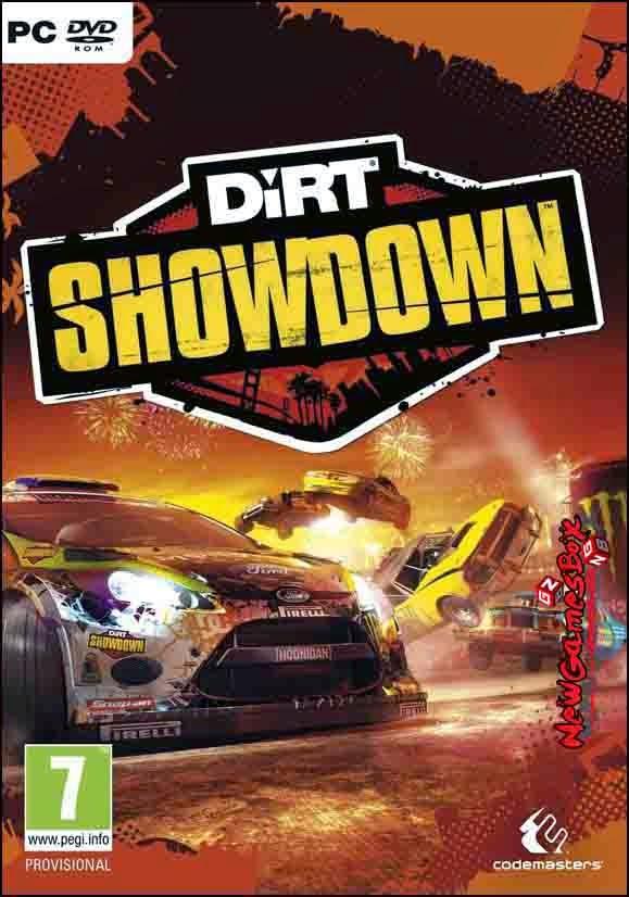 DiRT Showdown (2012) PC | RePack от R.G. ReCoding