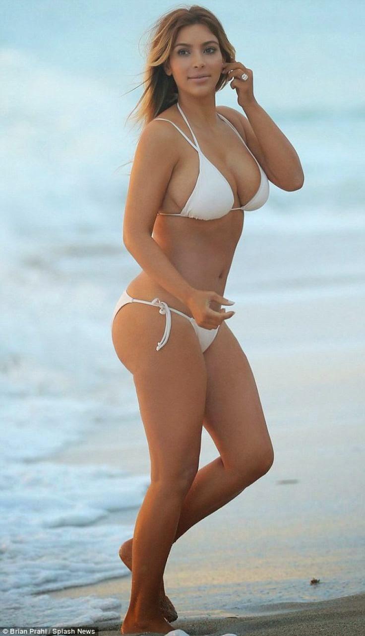 Kim kardashian hot sexy images