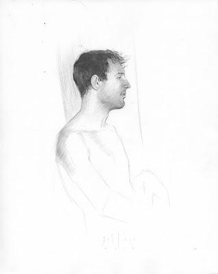 justin wisniewski life drawing