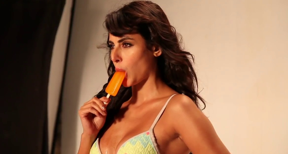 mandana karimi ice cream hot photos
