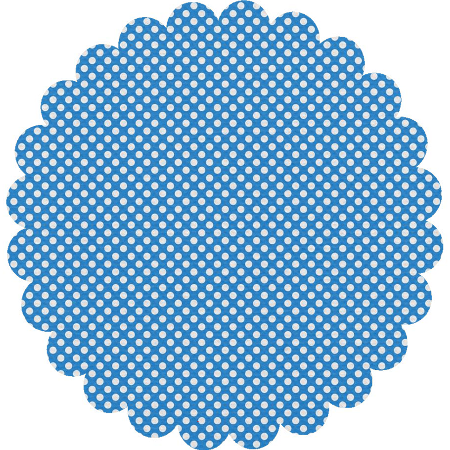 free printable labels with polka dots