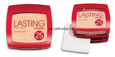 Preview: Lasting Finish 25H Dual Finish Powder - Rimmel